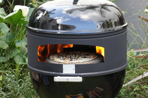 kettle braais pizza oven for weber was sold for r1 on 28 mar at 11 01 by kettlecaddy in. Black Bedroom Furniture Sets. Home Design Ideas