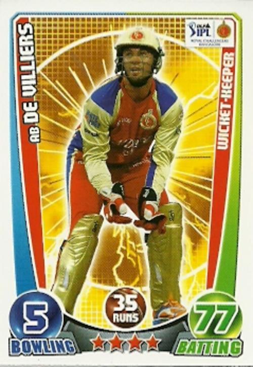 Cricket Attax Cards 2012 Cricket Attax 2012 Base