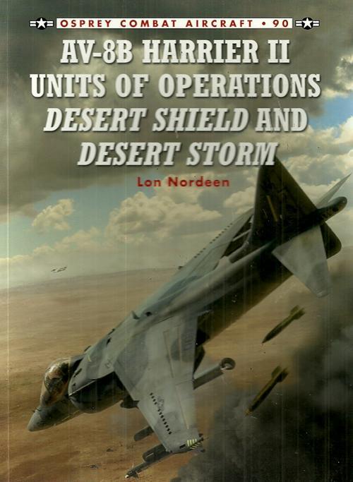 AV-8B Harrier II Units of Operation Iraqi Freedom I-VI (Combat Aircraft), Nordee