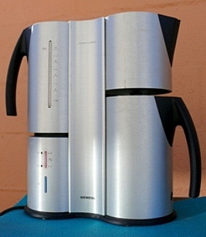 Tea & Coffee Makers - PORSCHE DESIGN,SIEMENS COFFEE MAKER WITH THERMOS POT was sold for R265.00 ...