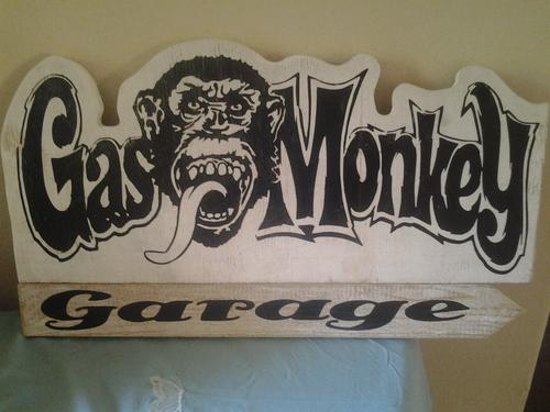 Signage Gas Monkey Garage Sign Was Sold For R170 00 On Make Your Own Beautiful  HD Wallpapers, Images Over 1000+ [ralydesign.ml]