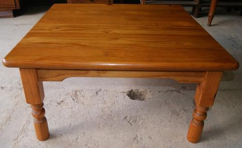 tables oregon small square low coffee table reduced for sale in