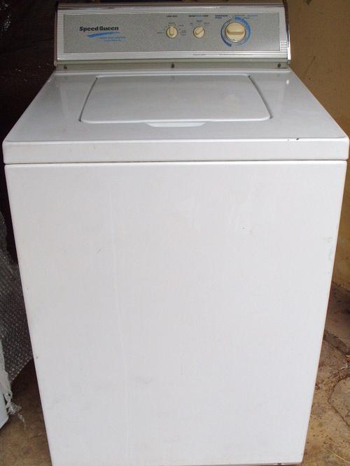 Washing Machines Speed Queen Top Loader Washing Machine