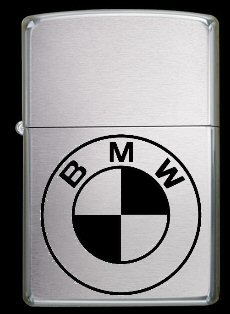 Unusual Items Bmw Zippo Style Oil Lighter Was Sold For
