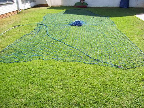 Covers Swimming Pool Safety Net Was Sold For R1 On 16 Mar At 15 33 By Hands On Diy In