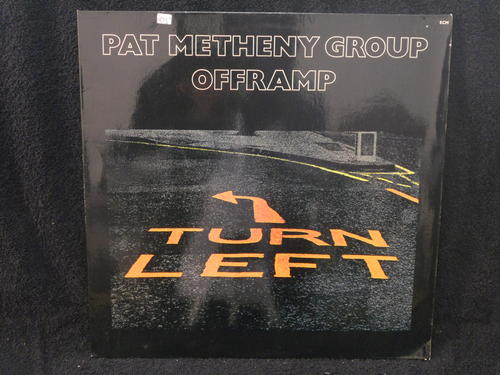 Blues & Jazz - PAT METHENY GROUP - OFFRAMP - LP was sold ...