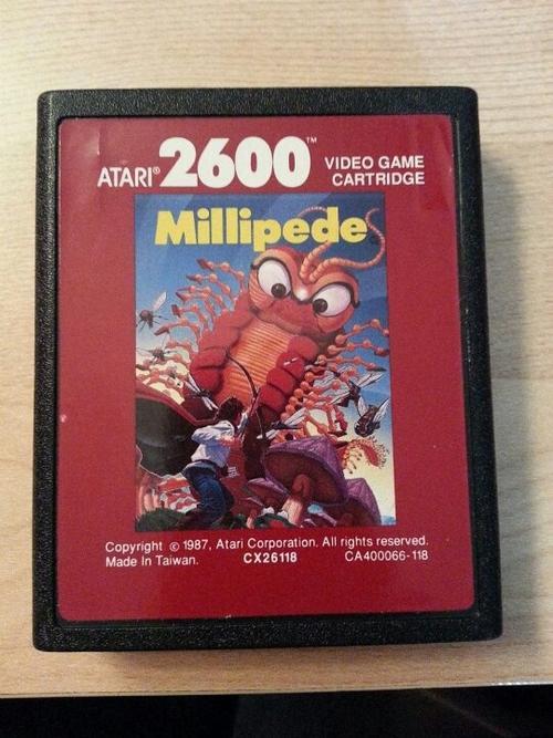 Millipede Atari 2600 Online Atari 2600 Millipede  bidorbuy