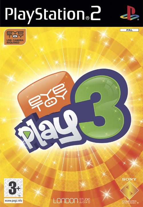 eye toy play 3: