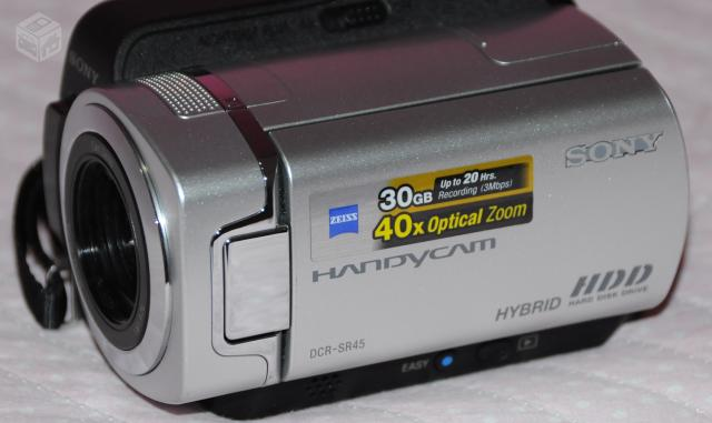 Camcorders Sony Dcr Sr45 30gb Hard Drive Handycam