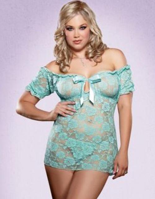 Plus size women in lingerie pics sex porn images