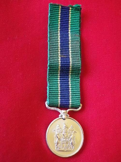 african police medal for meritorious service