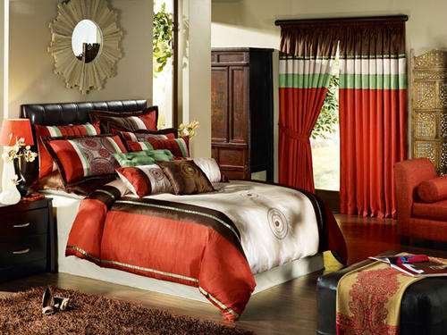 Double home choice 5 piece duvet set was sold for r170 for Choice home