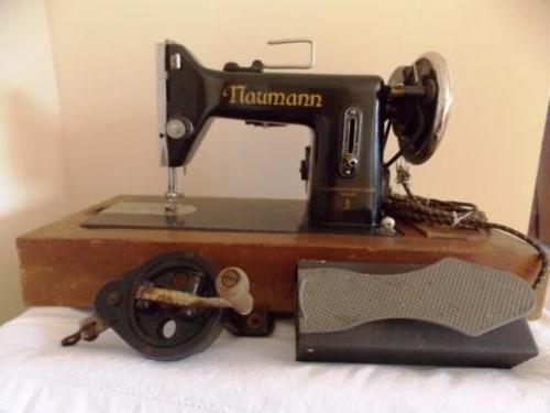 naumann sewing machine
