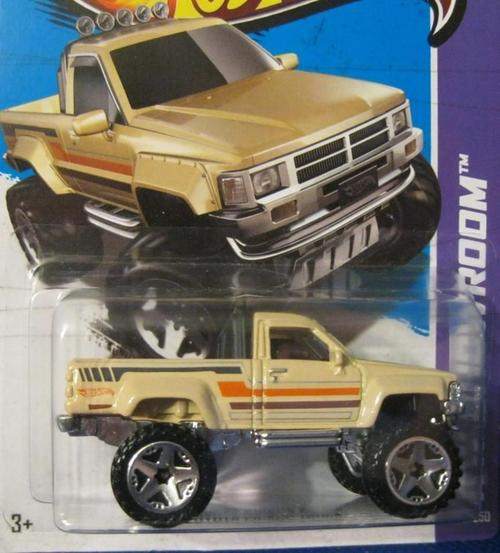 hot wheels toyota hilux pickup. Black Bedroom Furniture Sets. Home Design Ideas