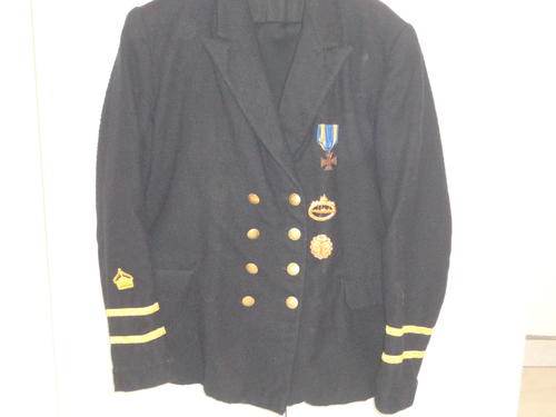 Submarine Uniform 39