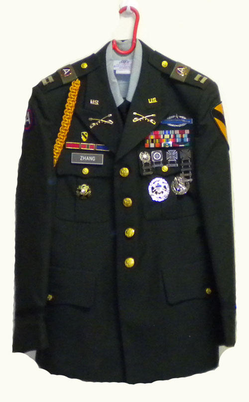 importance of proper uniform in the army Military bearing is the root in punctuality is a very important part of military life keeping a clean uniform and wearing proper pins and patches.