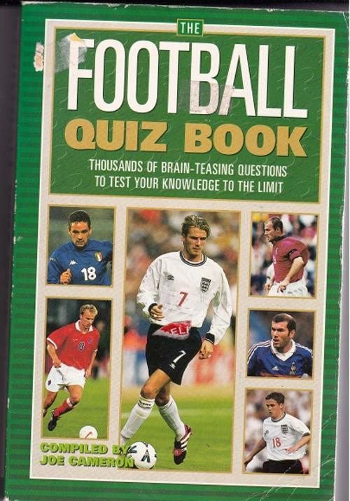 football knowledge test