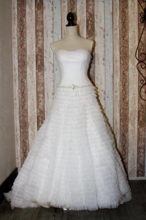 Worn Once Wedding Dresses 95