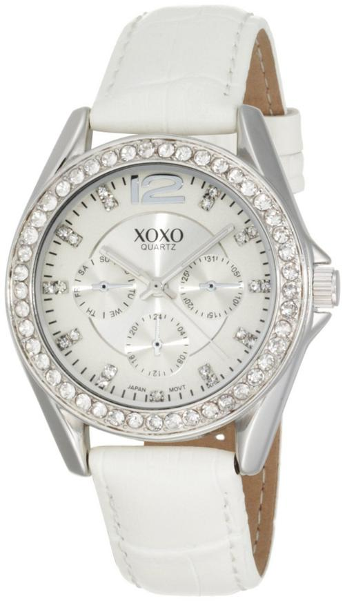 White and gold xoxo watch - Vinted
