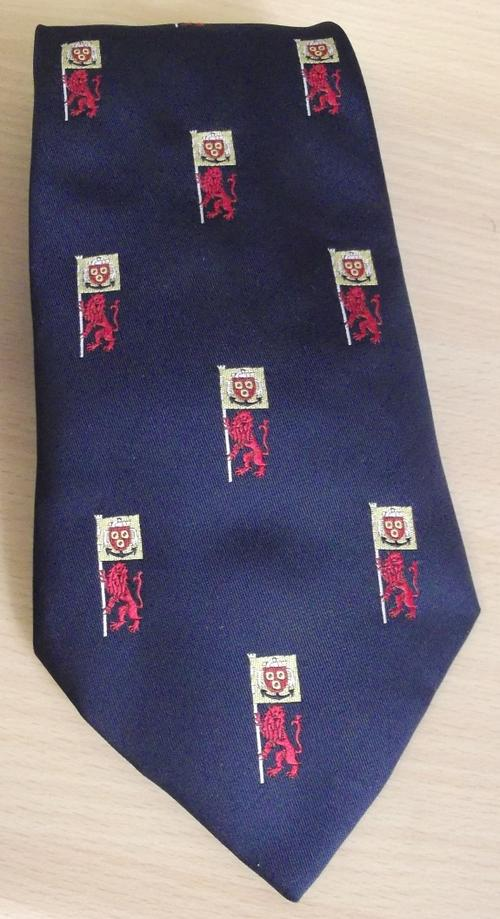 Unknown naval tie by Cavatier