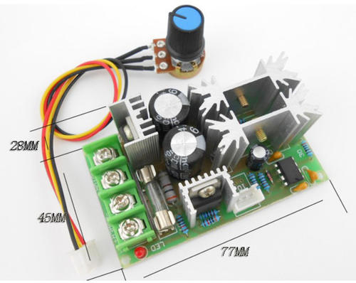 Other Electronics Dimmer Motor Speed Controller Dc 6v