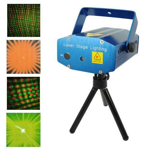 Solar Panels - 2 Color Mini Laser Stage Lighting System ...
