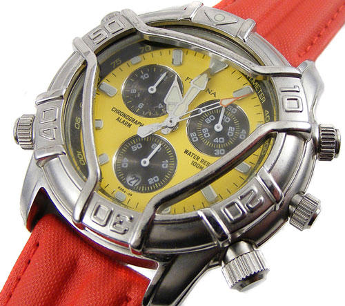 """Men's Watches - Rare Collector's Piece!! FESTINA """"Modele Depose"""" Chronograph. was sold for R520 ..."""