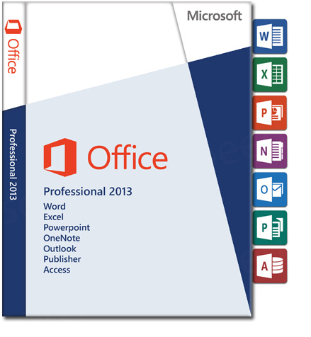 ms office microsoft office professional 2013 full. Black Bedroom Furniture Sets. Home Design Ideas