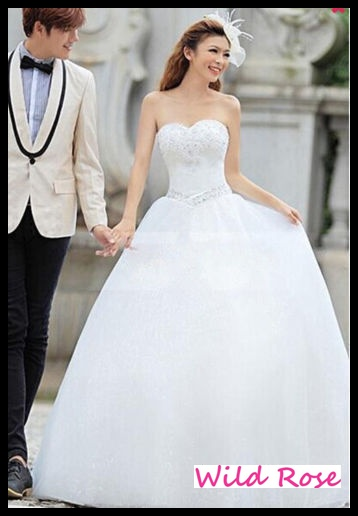 Wedding Dresses in Larger Sizes