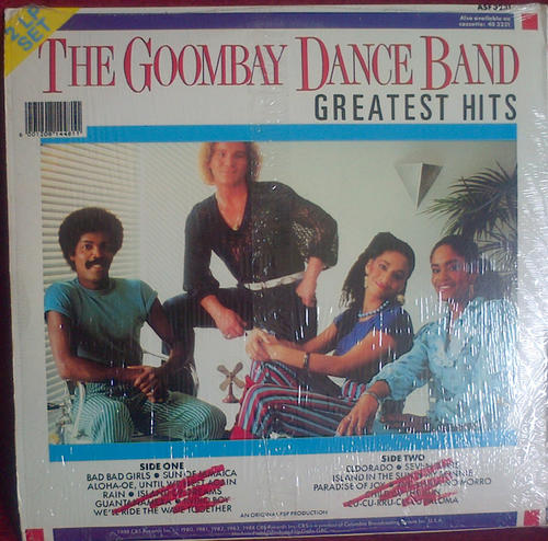 pop goombay dance band greatest hits christmas with