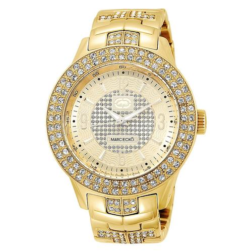 s watches marc ecko the king box set includes gold