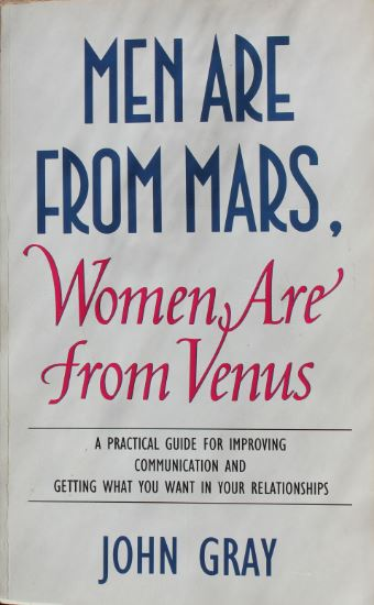 Self Help & Psychology - Men are from Mars, Women are from ...