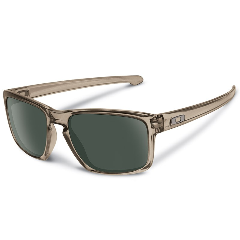 Sunglasses - Oakley Sliver Sunglasses - Sepia Frame / Grey ...