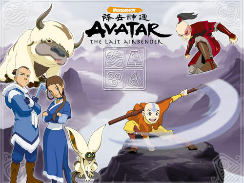 avatar the legend of aang book 3