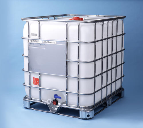 Heavy equipment trailers 1000l litre plastic tanks in for Fish tank trailer